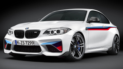 BMW To Develop Lightweight M2 CSL?