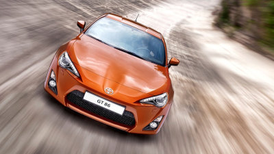 Toyota 86 Getting A Supercharged Superhero Version: Report