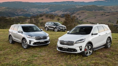 2018 Kia Sorento First Drive | Subtle Changes for  A More Well-Rounded Family SUV