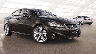 Outgoing Lexus IS Boosts Appeal With Returned X Pack For Australia
