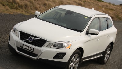 Volvo XC60 Gets Pedestrian Detection, Australian Availability Unclear