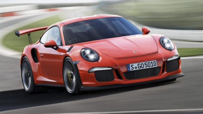 Porsche 911 GT3 RS: New Track Weapon Takes To The Nardò Ring