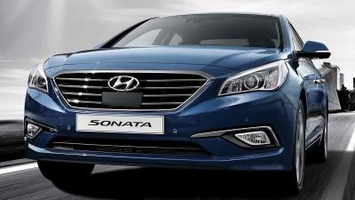 2015 Hyundai Sonata Preview Drive; Question Mark Over i40 Future