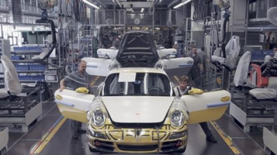 Porsche: December Shutdown For Global Slowdown