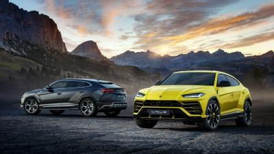 2018 Lamborghini Urus 'Super SUV' Officially Unveiled