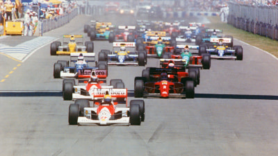 Remember Whendnesday: Formula One came to Australia