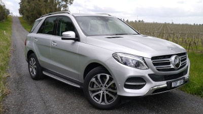 2015 Mercedes-Benz GLE SUV Review - A New Name For A Familiar Face