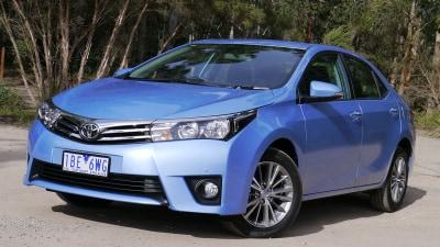 2014 Toyota Corolla Sedan Review: SX Manual