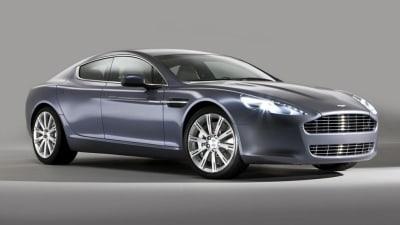 Aston Martin Lagonda SUV Canned In Favour Of Rapide-Based Sedan