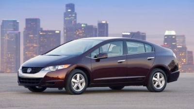 Honda FCX Clarity Hydrogen Fuel Cell Vehicle Enters Limited Production