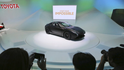 2017 Tokyo Motor Show review