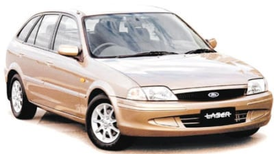 Used car review: Ford Laser 1999-2002