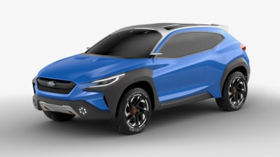 Subaru unveils VIZIV Adrenaline concept