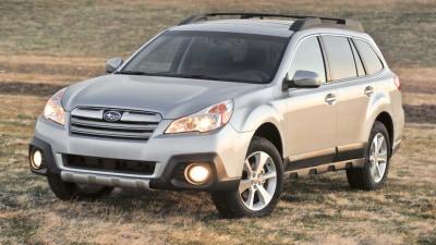 Subaru Australia's Outback Diesel Going Auto In 2013