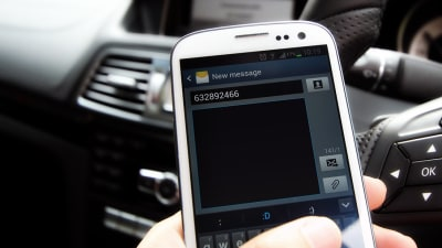 Volvo Safety Survey Finds Mobile Phone Use Similar To Drink Driving