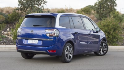 2018 Citroen Grand C4 Picasso petrol review