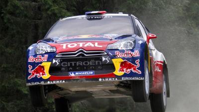 Sebastien Loeb Wins Rally of France, Ninth World Title