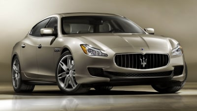Maserati Ghibli Could Debut Early In 2013