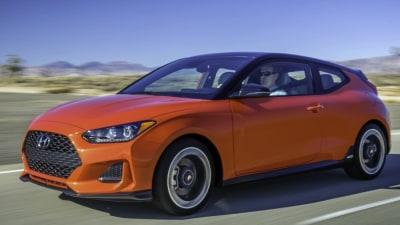 New Hyundai Veloster Revealed