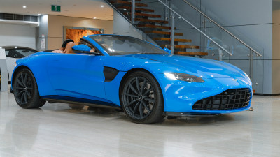2021 Aston Martin Vantage Roadster lands in Australia