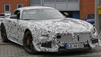 Mercedes-AMG confirms hardcore GT R model