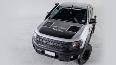 Ford Australia Planning Raptor Version Of Ranger Pickup?