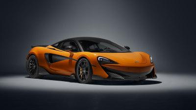 McLaren reveals 600LT