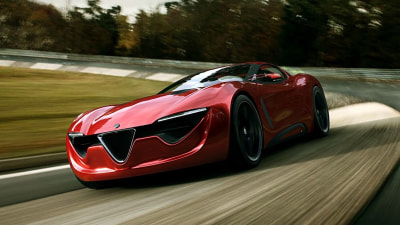 Alfa Romeo 169 To Become 6C: Report