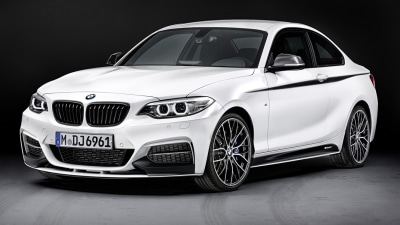 BMW 2 Series M Performance Kit Revealed For 235i And 220d Coupes