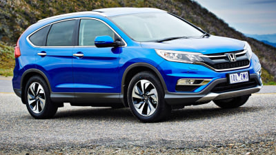 Honda CR-V To Step-Up In Size: Report