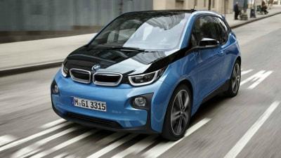 BMW i3 New (94 Ah) Model - Range Increasing To 300Km