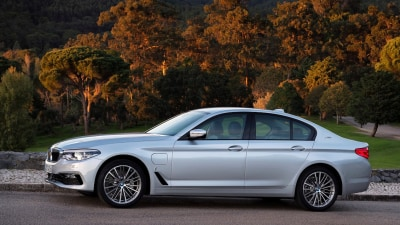 Plug-In Hybrid 530e iPerformance Model To Join 2017 BMW 5 Series Range