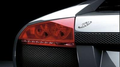 Lamborghini Murcielago SV Details Surface