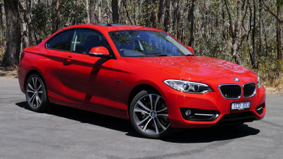 BMW 2 Series Coupe Review: 2015 228i Sport Line