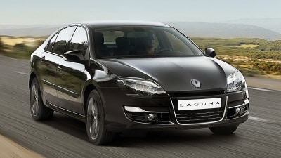 2011 Renault Laguna Revealed, Australian Future To Be Confirmed At AIMS