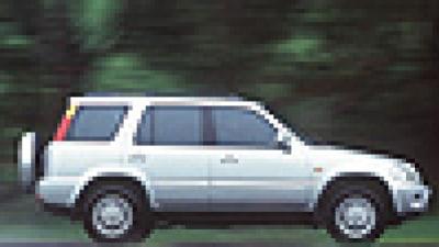 Fuel friendly 4WD