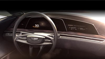 Cadillac Offers First Glimpse Of Mystery Pebble Beach Concept