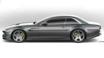 Ferrari 412 is reborn
