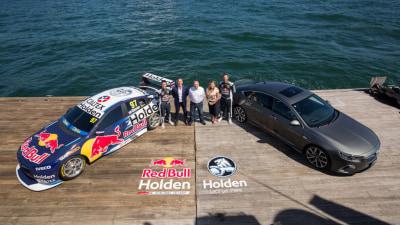 Holden Unveils 2018 Supercars Entrant