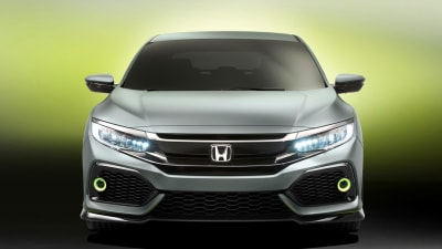 2017 Honda Civic To Get Manual Turbo 1.5 Petrol as Honda Rediscovers Its Mojo