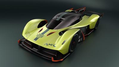 Leaked: Aston Martin Valkyrie power figure