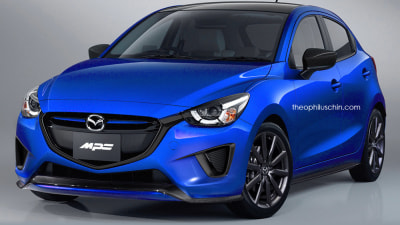 Mazda2 MPS May Yet Come... If Mazda Settles On MPS Strategy