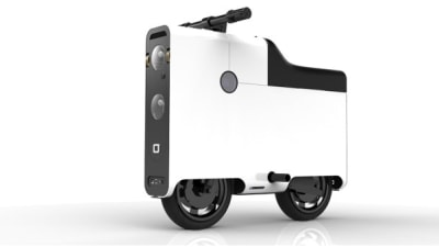 Boxx Scooter Gets The iTreatment For Trendy Two-wheeling