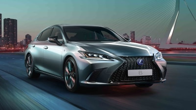 2020 Lexus ES300h pricing and specs