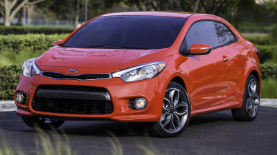 2014 Kia Cerato Koup Revealed At New York Auto Show