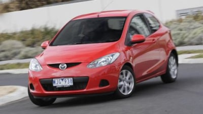 2008 Mazda2 three-door added to local Mazda line-up