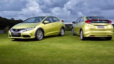 2012 Honda Civic Hatch On Sale In Australia