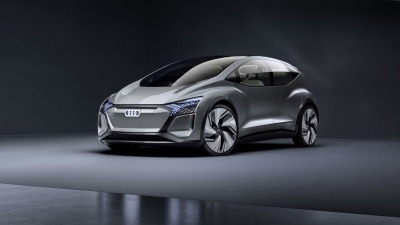 Audi reveals AI:Me autonomous concept