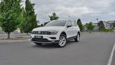 Volkswagen Tiguan Allspace 110TSI Comfortline 2018 new car review