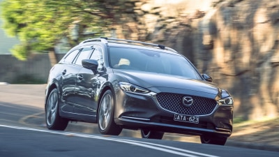 2018 Mazda6 introduces turbo power